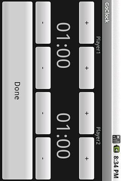 桌游计时器