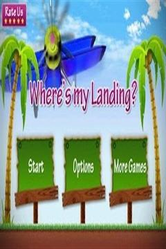 我在哪里降落