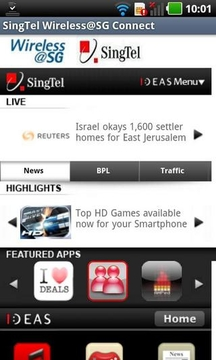 Wireless@SG SingTel