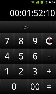 Timecode Calculator
