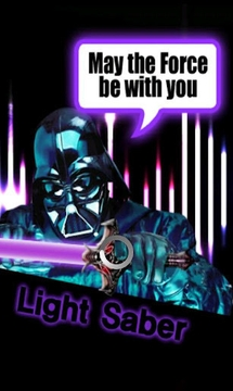 Light Saber (like starwars)