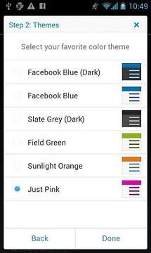 F -加免费- Facebook的工具