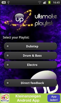 UP-Free Dubstep ,DnB & Electro