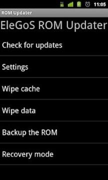 ROM Updater