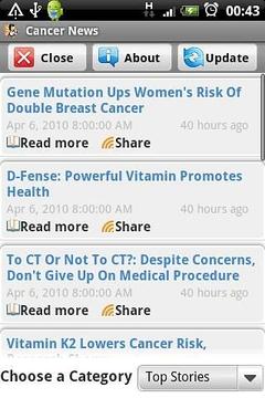 癌症预防新闻