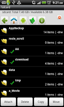June File Manager