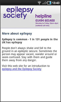 癫痫协会 epilepsy society