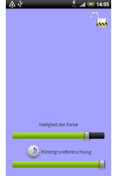 Flashlight LED / Screen