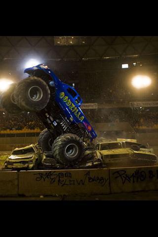 趣味体育:怪物卡车