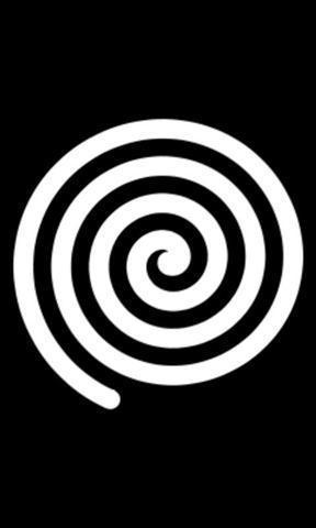 黑白螺旋壁纸下载|黑白螺旋壁纸手机版