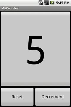 Tap CountIT:手持点击计数器