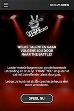 荷兰的声音 The voice of Holland