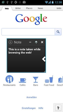 Floating Notes FREE