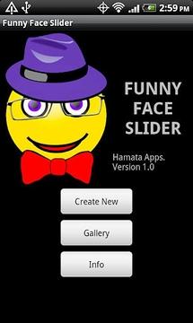 Funny Face Slider 2