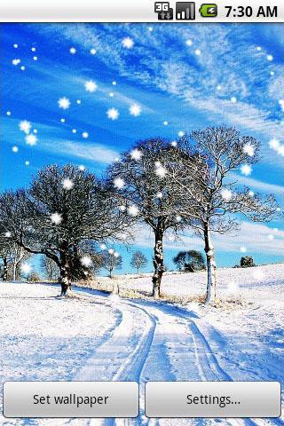 雪景动态壁纸下载|雪景动态壁纸手机版_最新雪景动态
