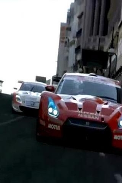 Race Of GT Sports Cars