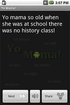 Yo Mama!