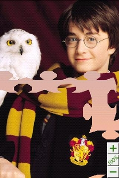 Harry Potter. Jigsaw Puzzle