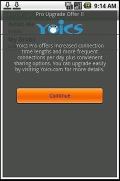Yoics Launch
