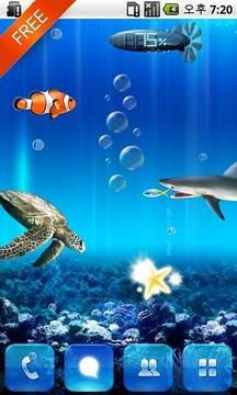 [Live] MX Free Theme Aquarium