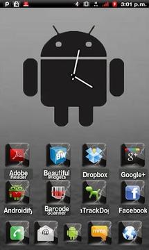 Android的时钟控件包