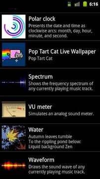 Pop Tart Cat Live