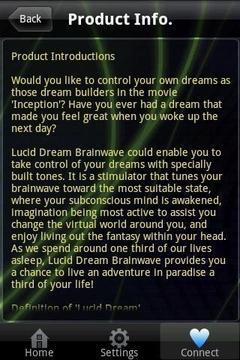 清醒梦脑波