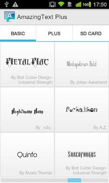 超华丽桌面字体增强汉化版 Amazing Text