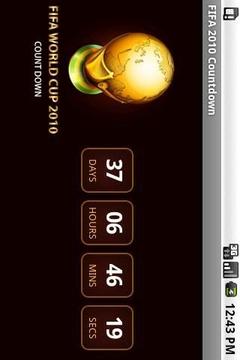 FIFA2010倒计时