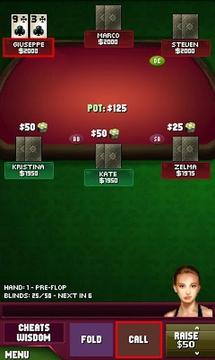 Proffesional Poker Lite