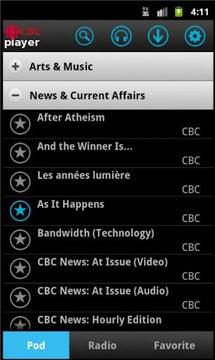 CBC播放器 CBC Player