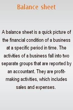 Accounting Concepts Basics
