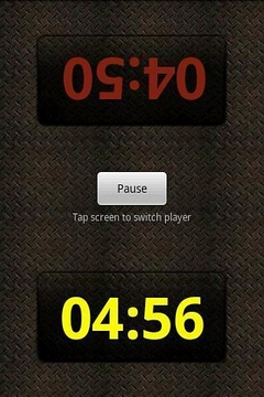 Chess Clock for Android