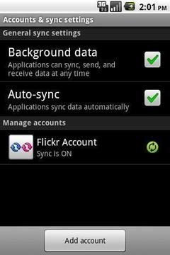 Flickr Sync