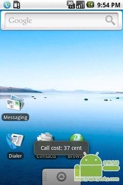 通话费用控制程序