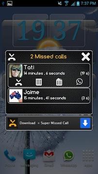 Super Missed Call