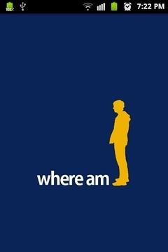 Where am i now?