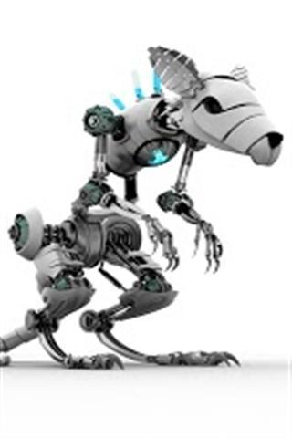 动物机器人动态壁纸