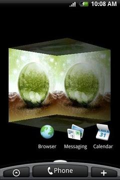3D Crystal Ball
