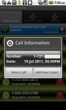 Missed Call II
