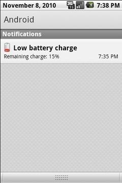 电池提示器