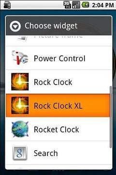 Rock 时钟 XL