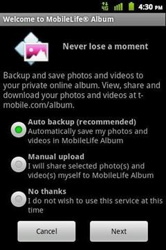 MobileLife Album