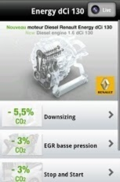 Renault Energy dCi 130