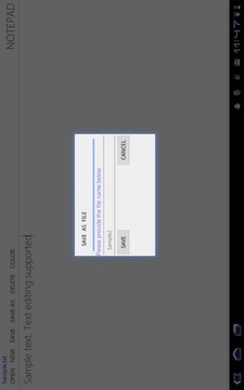 Windows 8 Notepad | Honeycomb