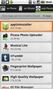 应用转移存储软件