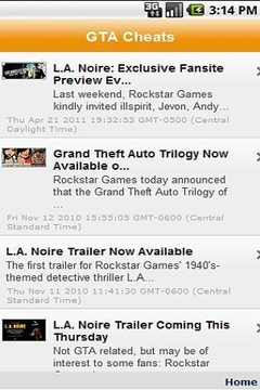 GTA Cheats Free