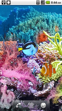 Aquarium LWP
