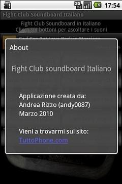 Fight Club Soundboard IT