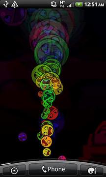 Pswirly Live Wallpaper